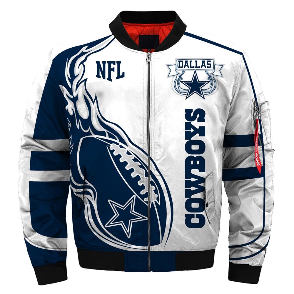 Dallas Cowboys bomber jacket