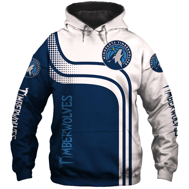 Minnesota Timberwolves hoodie