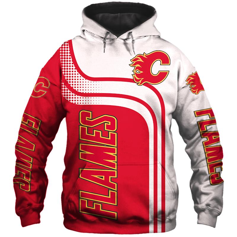 Calgary Flames-Hoodie