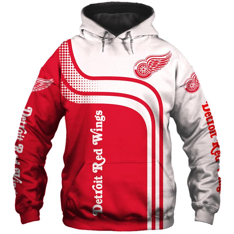 Detroit Red Wings Hoodie