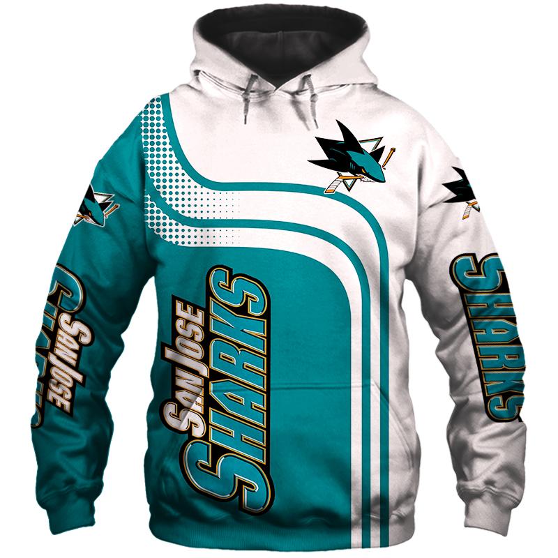 San Jose Sharks Hoodie