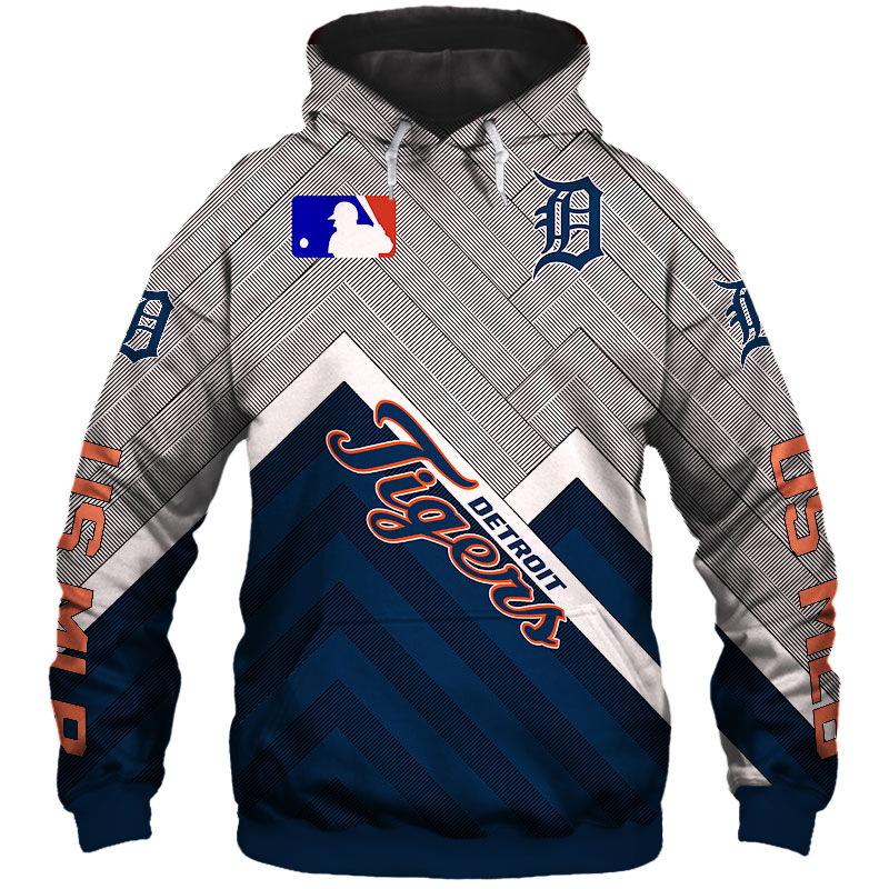 Detroit Tigers Hoodie