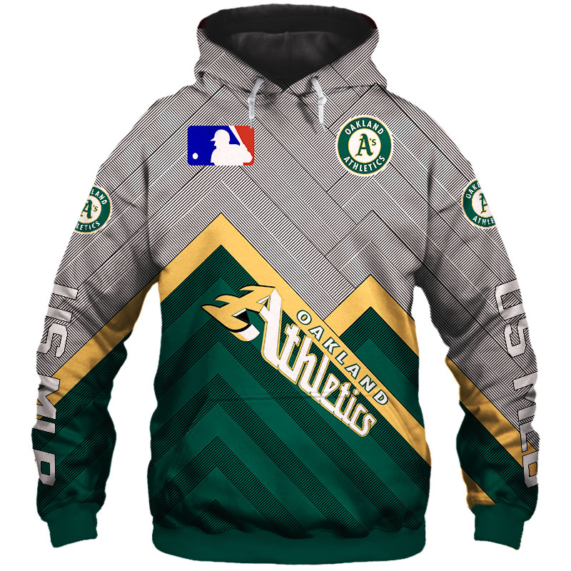 Oakland Athletics Hoodie