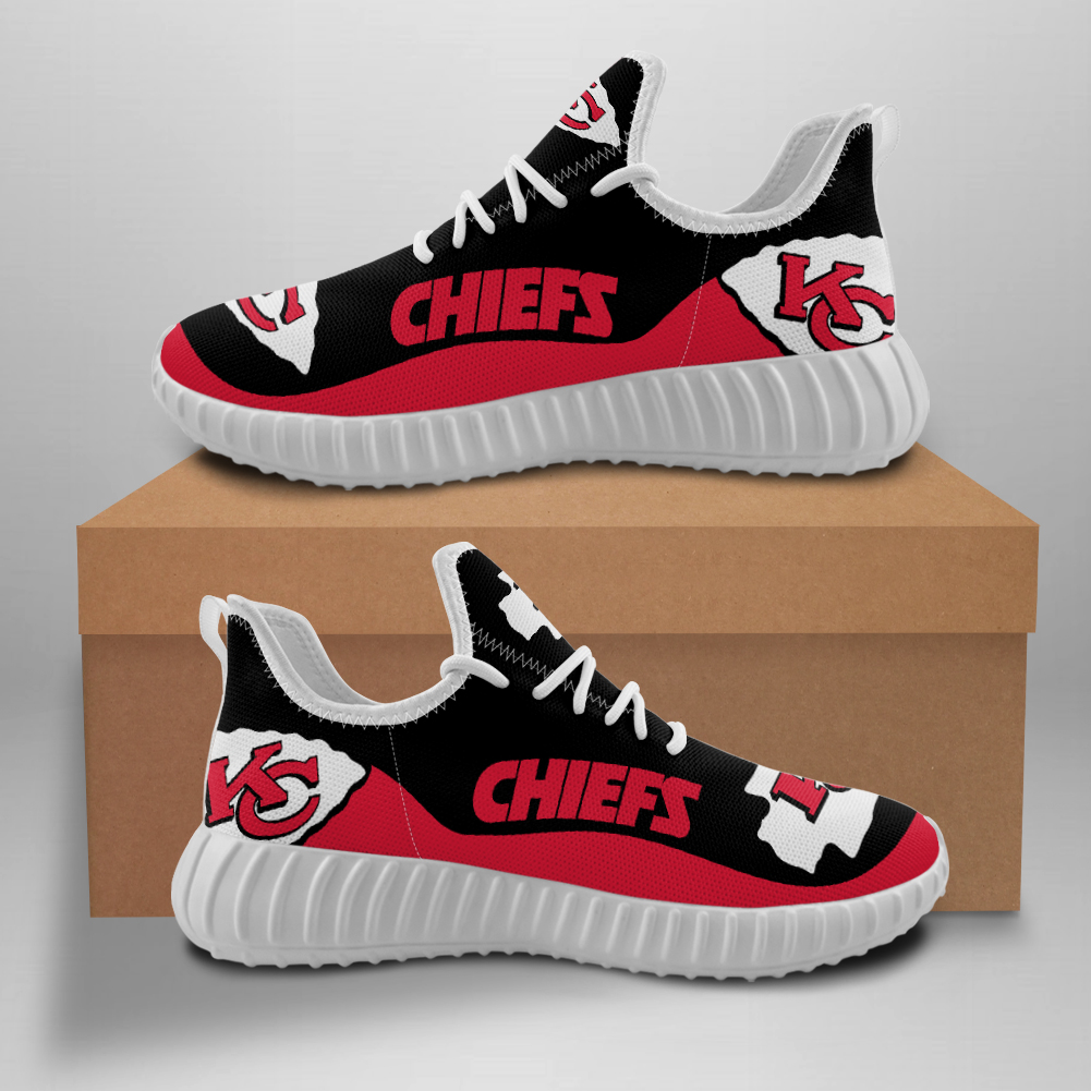 Kansas City Chiefs Yeezy Shoes