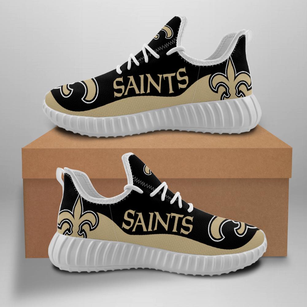 New Orleans Saints shoes Customize