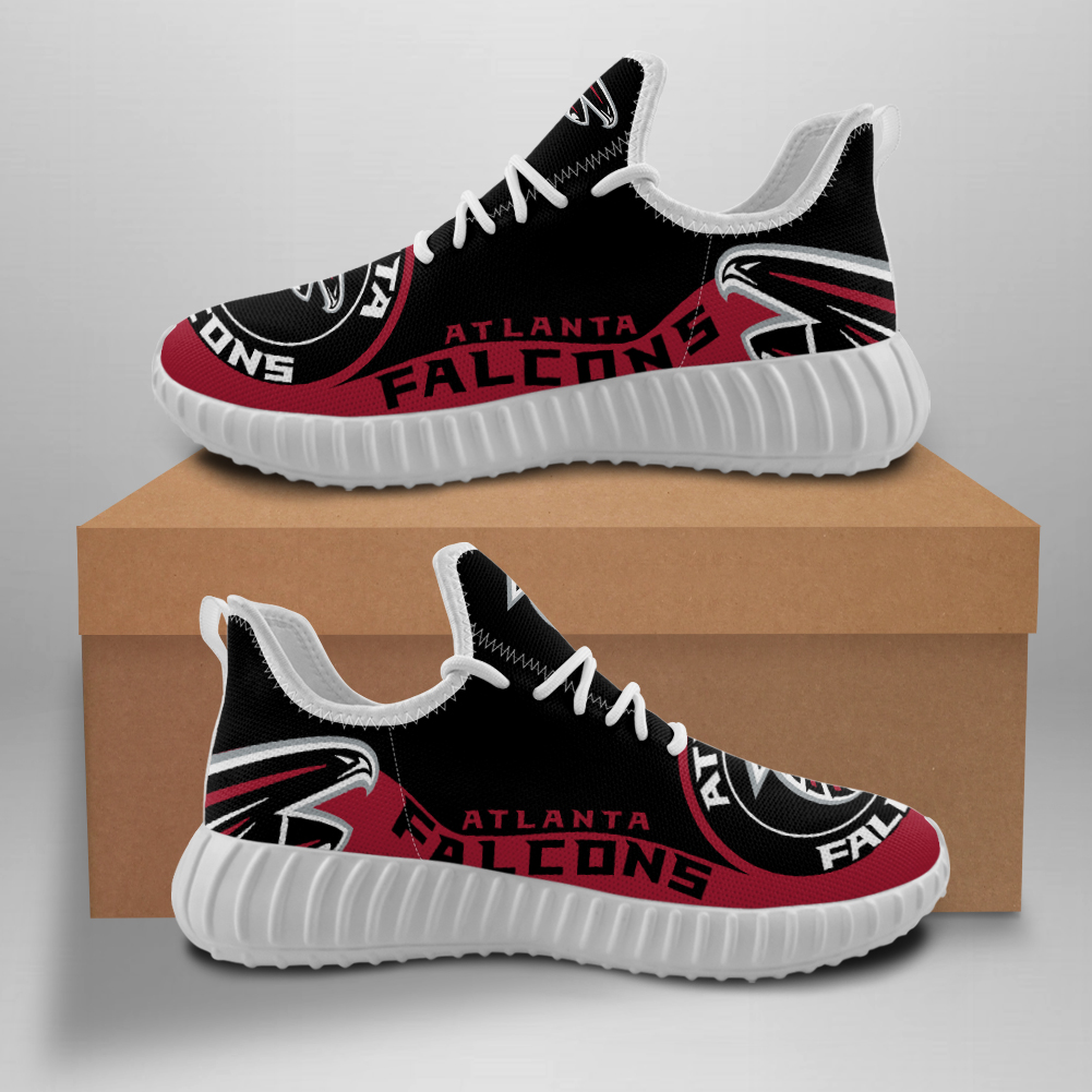Atlanta Falcons Shoes Customize