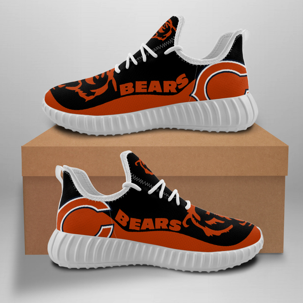 Chicago Bears Yeezy Shoes