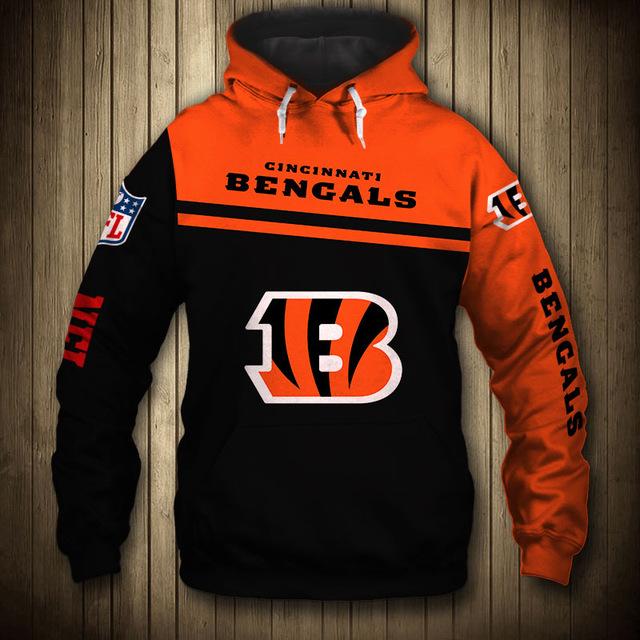Cincinnati Bengals hoodie