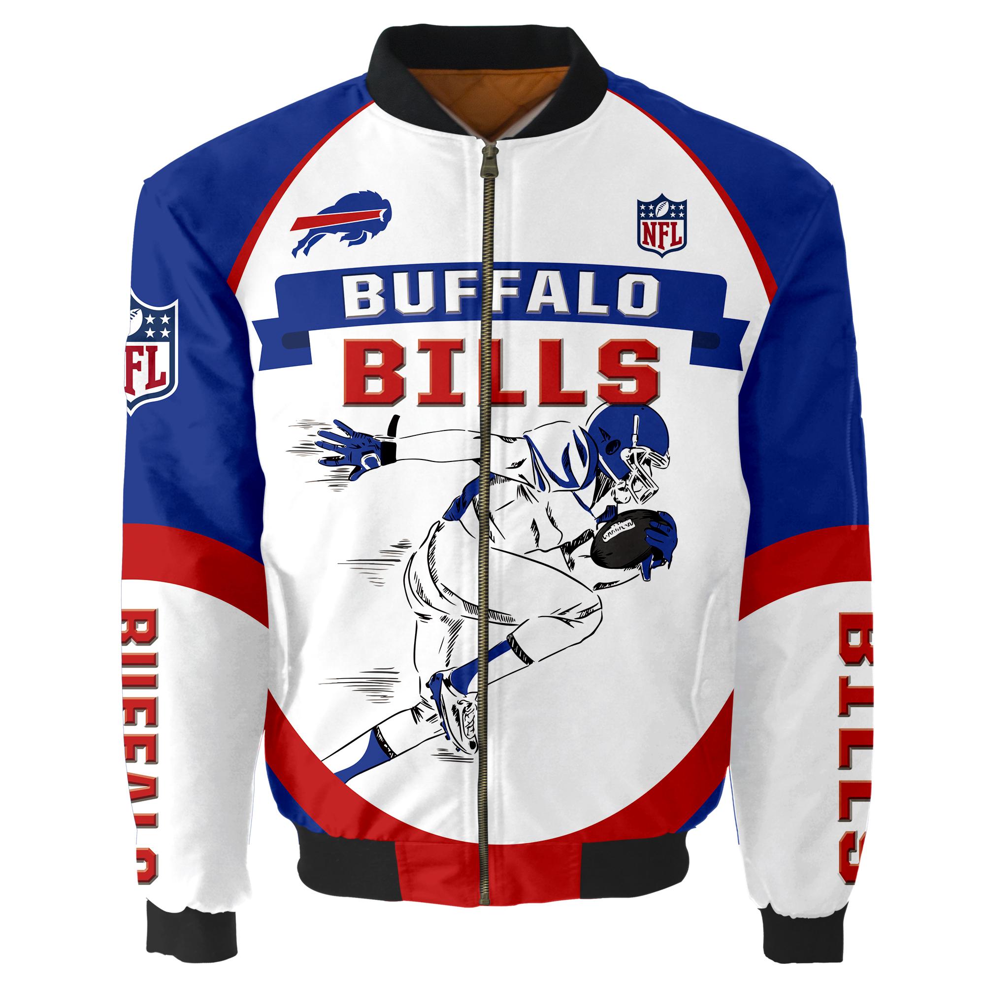 Buffalo Bills Jacket