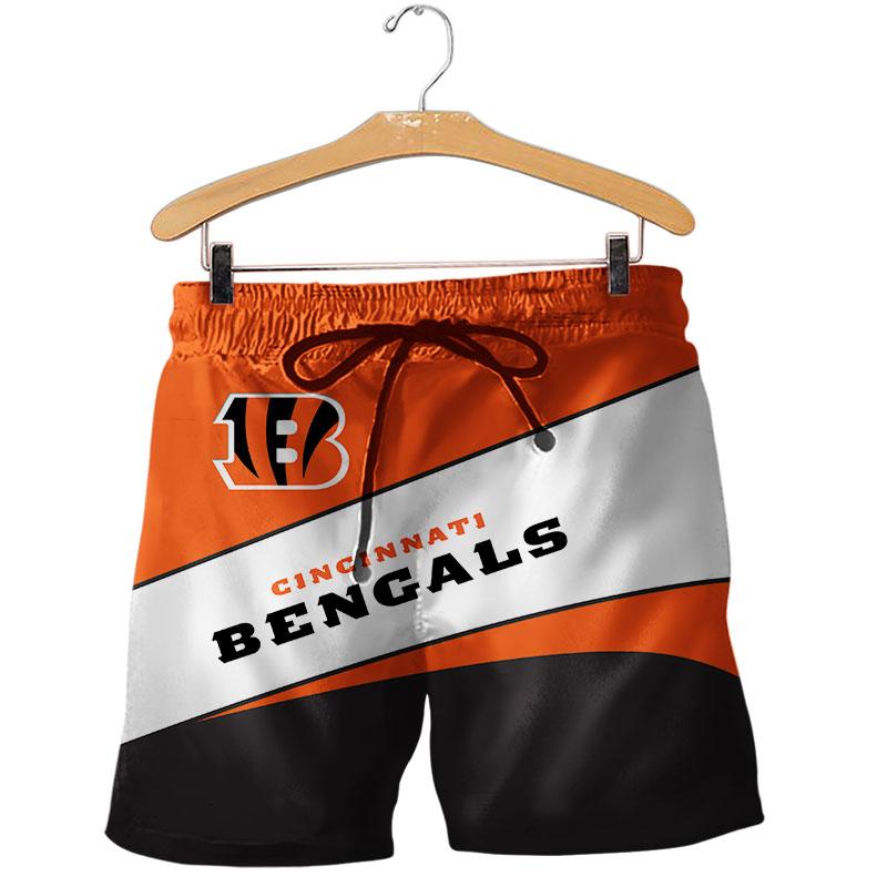 Cincinnati Bengals Shorts