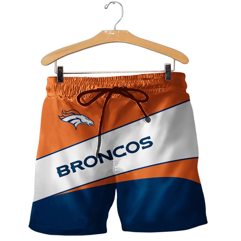 Denver Broncos Shorts Pant