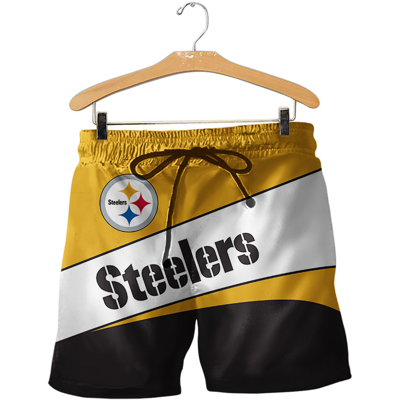 Pittsburgh Steelers Shorts