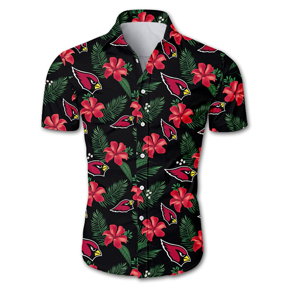 Arizona Cardinals Hawaiian Shirt