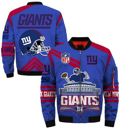New York Giants Jacket
