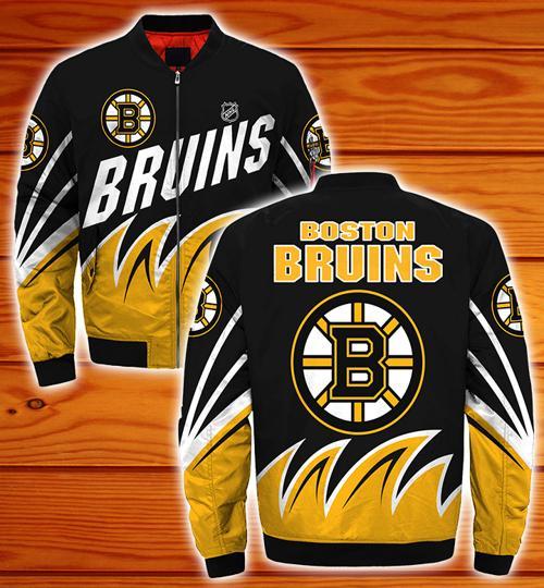 Boston Bruinsbomber jacket