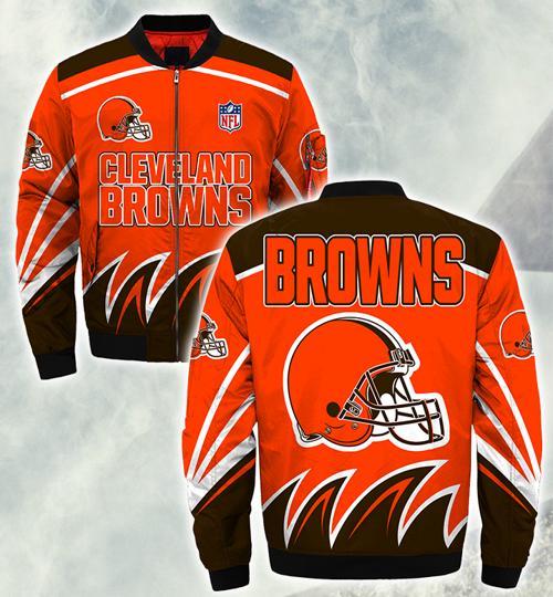 Cleveland Browns Jacket