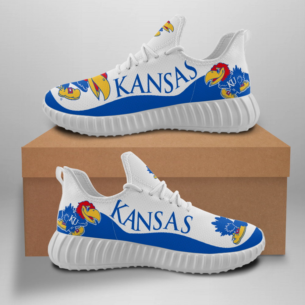 Kansas Jayhawks Sneakers