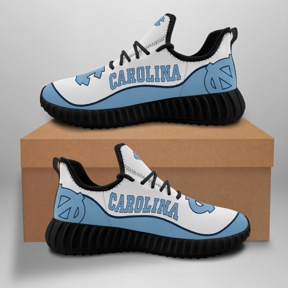 North Carolina Tar Heels Yeezy Shoes