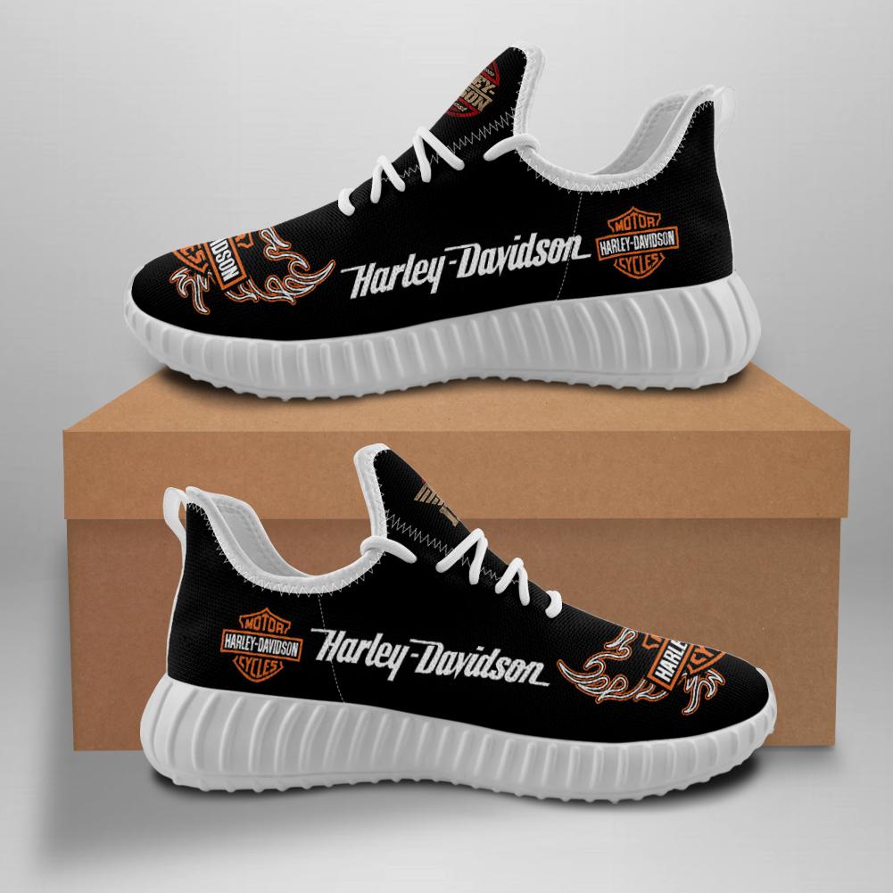 Harley Davidson Running Shoes