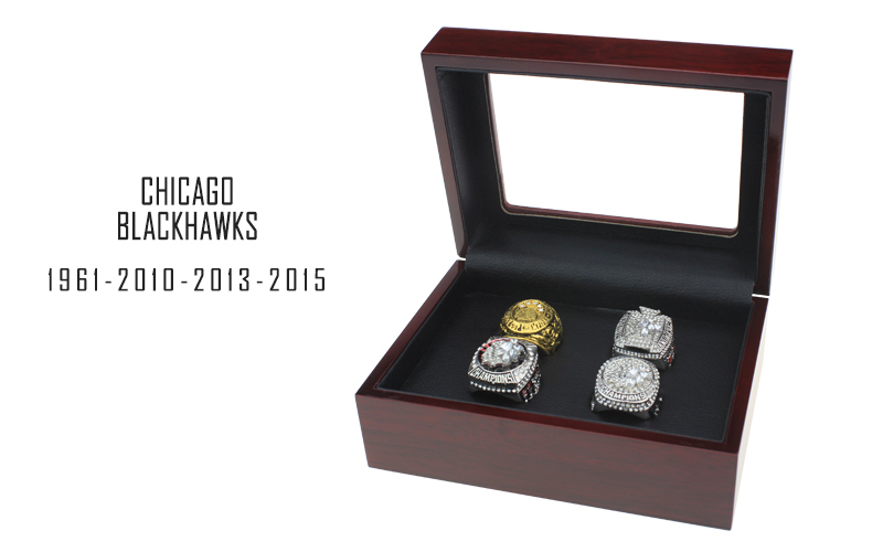 CHICAGO BLACKHAWKS ring