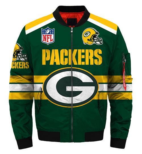 Green Bay Packers bomber jacket
