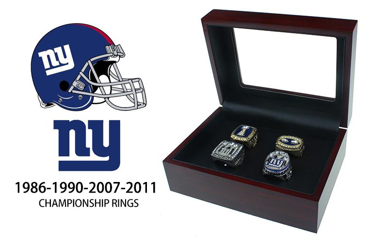 New York giants super bowl Ring