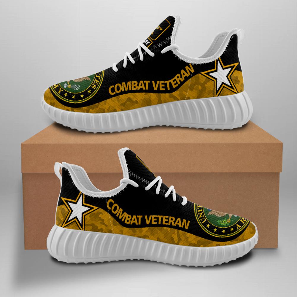 Combat Veteran running shoes