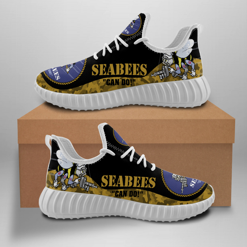 U.S navy Seabees shoes