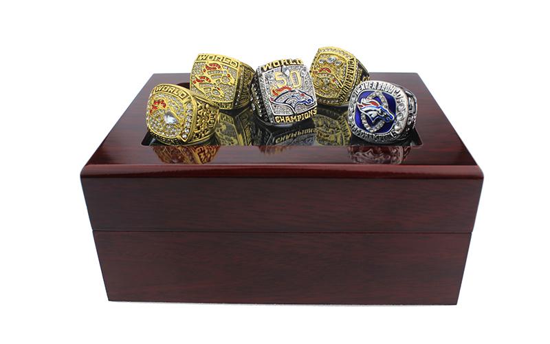 Denver Broncos Super bowl Ring