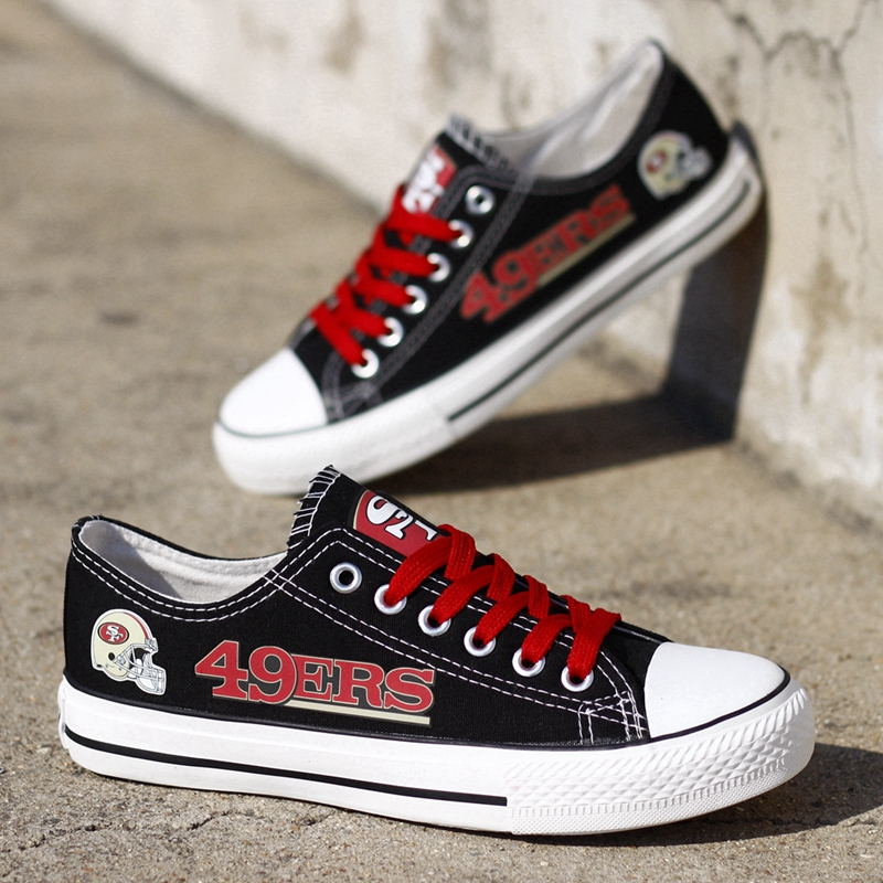 San Francisco 49ers shoes
