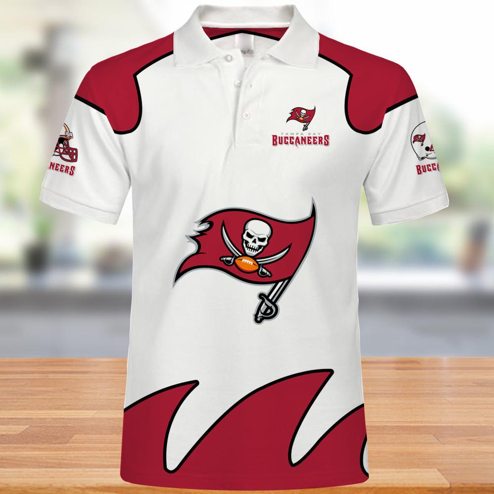 Tampa Bay Buccaneers Polo Shirts