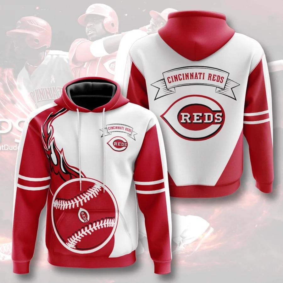 Cincinnati Reds Hoodies
