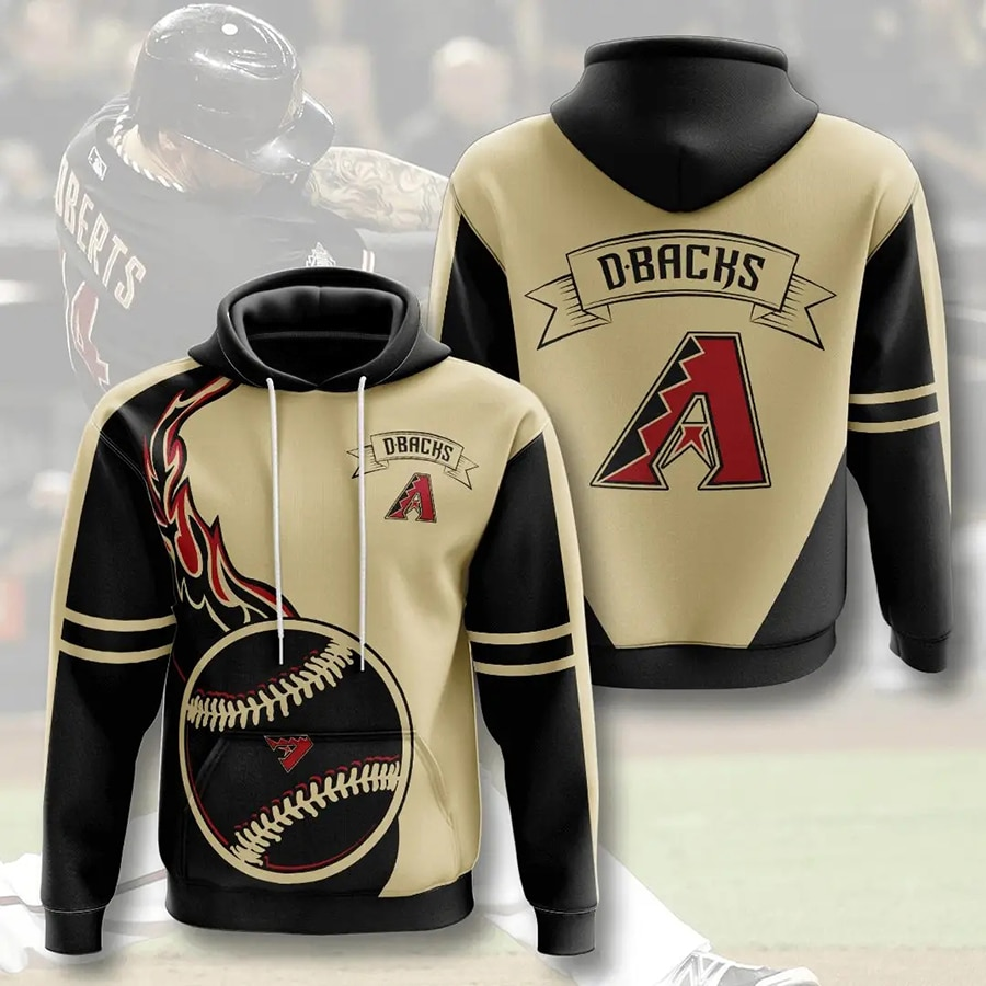 Arizona Diamondbacks Hoodies