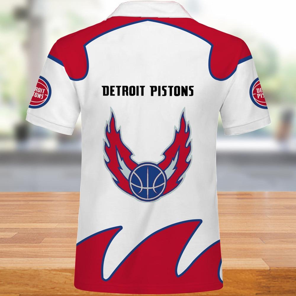 Detroit Pistons Polo Shirts