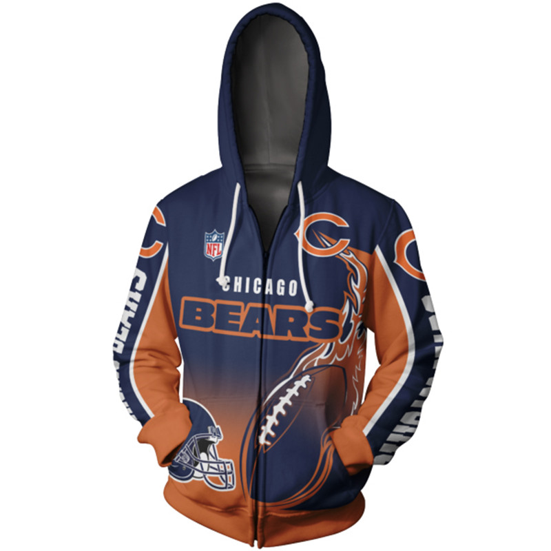 Chicago Bears Hoodies