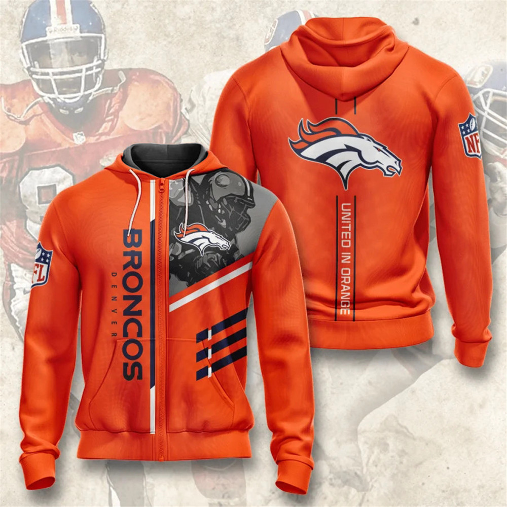 Denver Broncos Hoodies