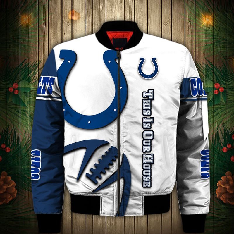 Indianapolis Colts Bomber jacket