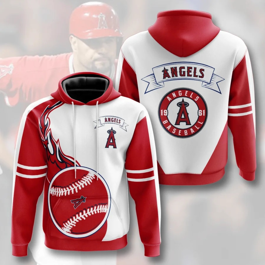 Los Angeles Angels Hoodies