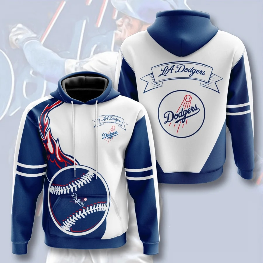 Los Angeles Dodgers Hoodies