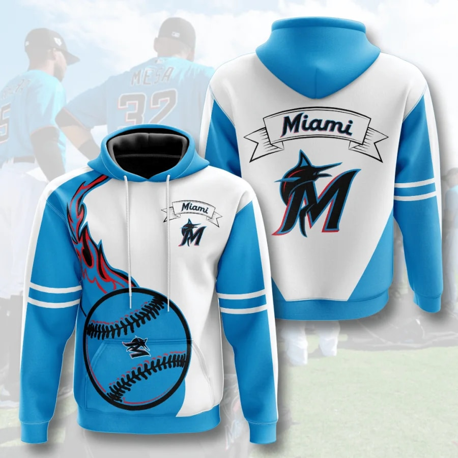 Miami Marlins hoodies