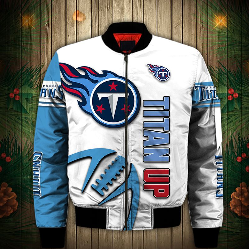 Tennessee Titans Bomber jacket