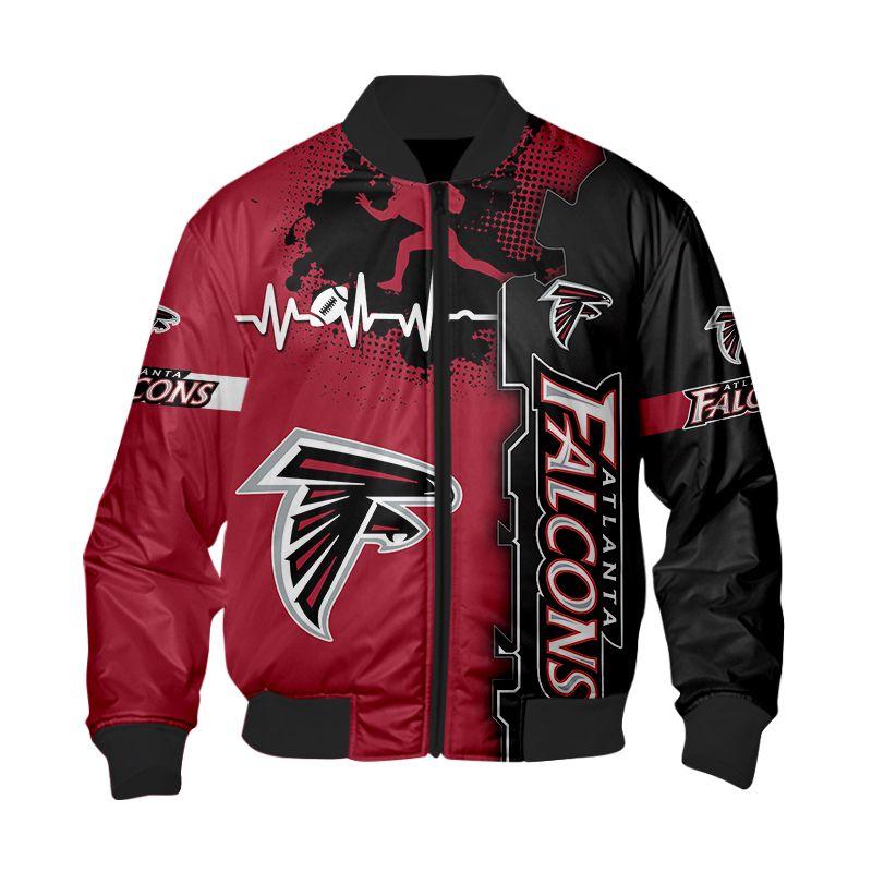 Atlanta Falcons Bomber Jacket