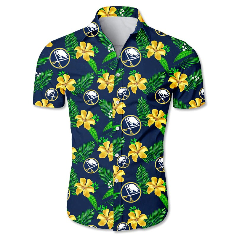 Buffalo Sabres Hawaiian shirt