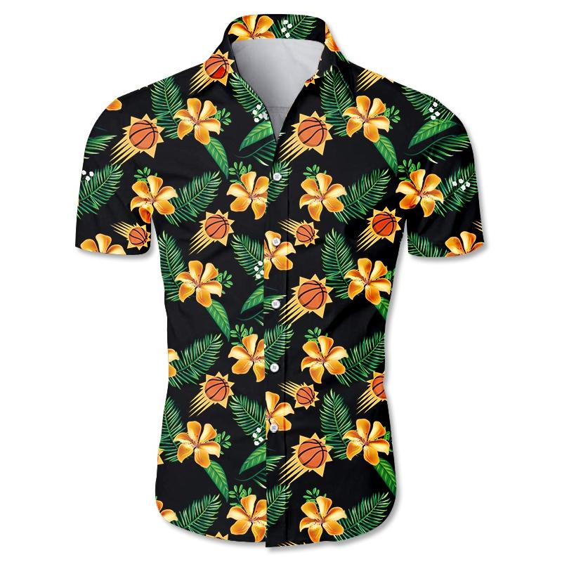 Phoenix Suns Hawaiian shirt