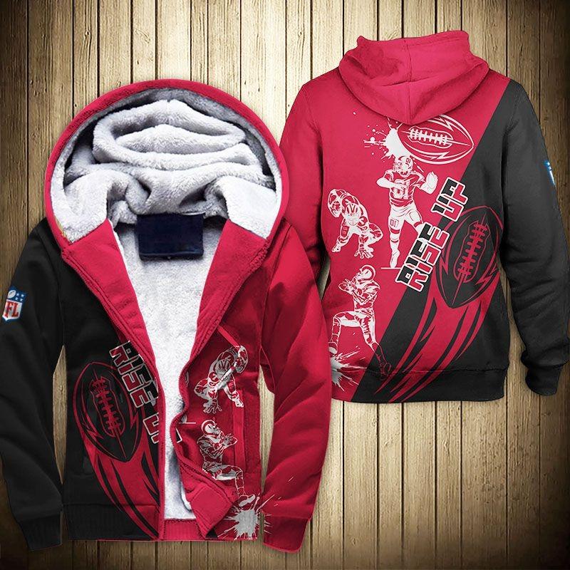 Atlanta Falcons Fleece Jacket