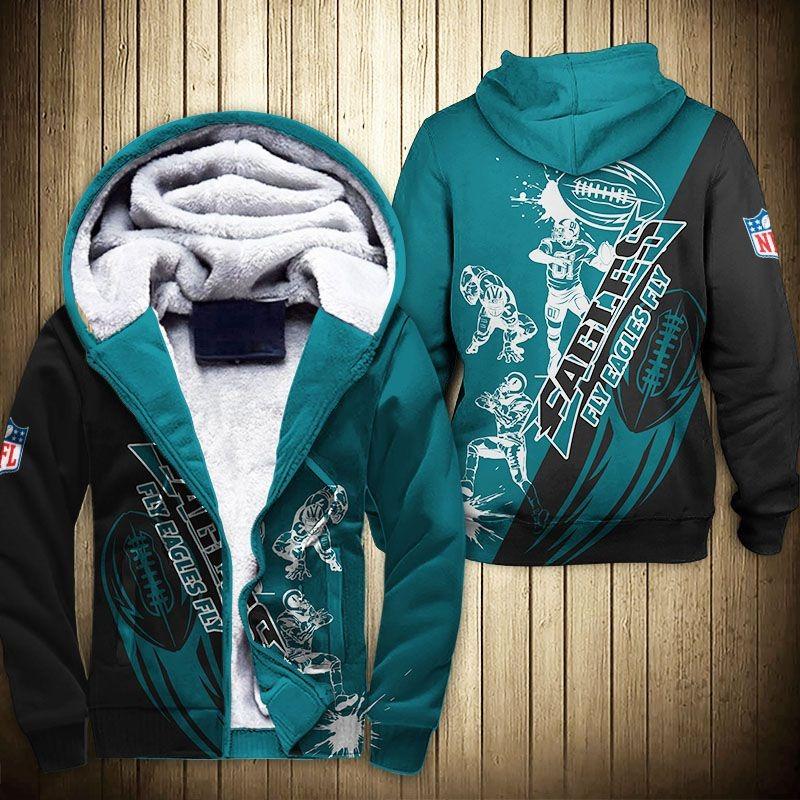 Philadelphia Eagles Fleece Jacket