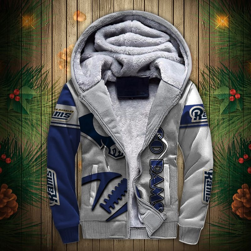 Los Angeles Rams Fleece Jacket
