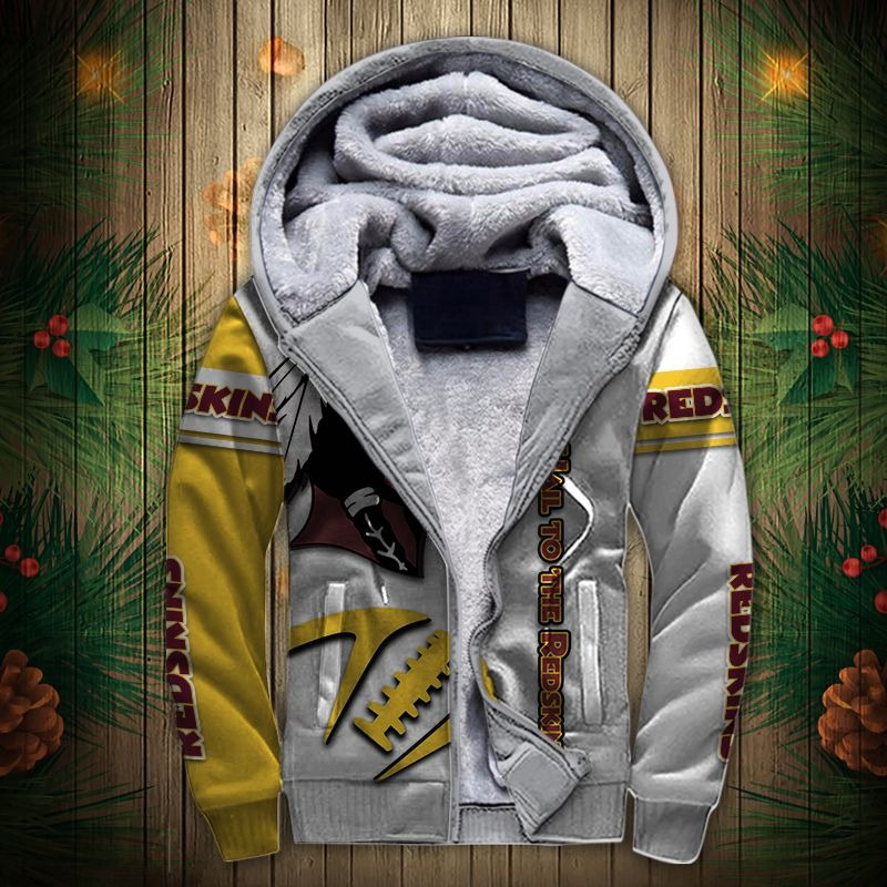 Washington Football Team Fleece Jacket