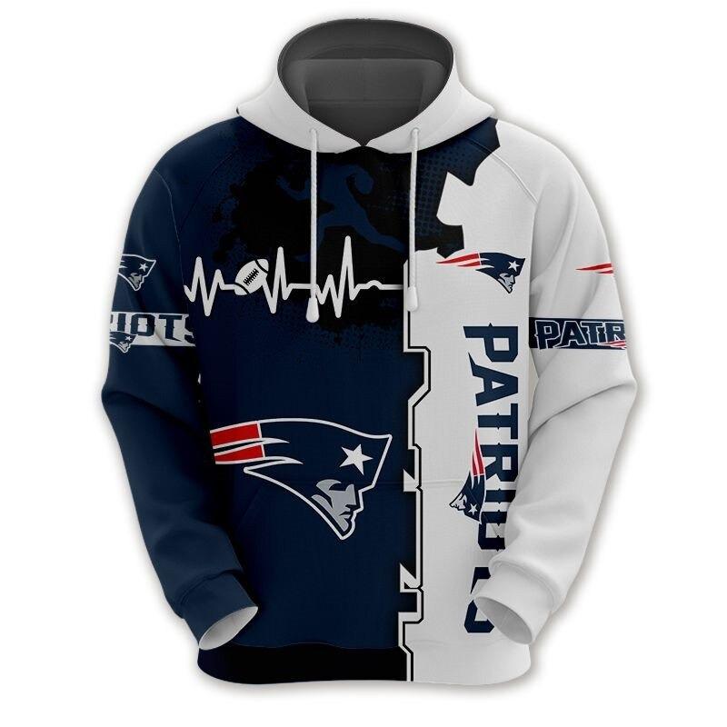 New England Patriots Hoodie