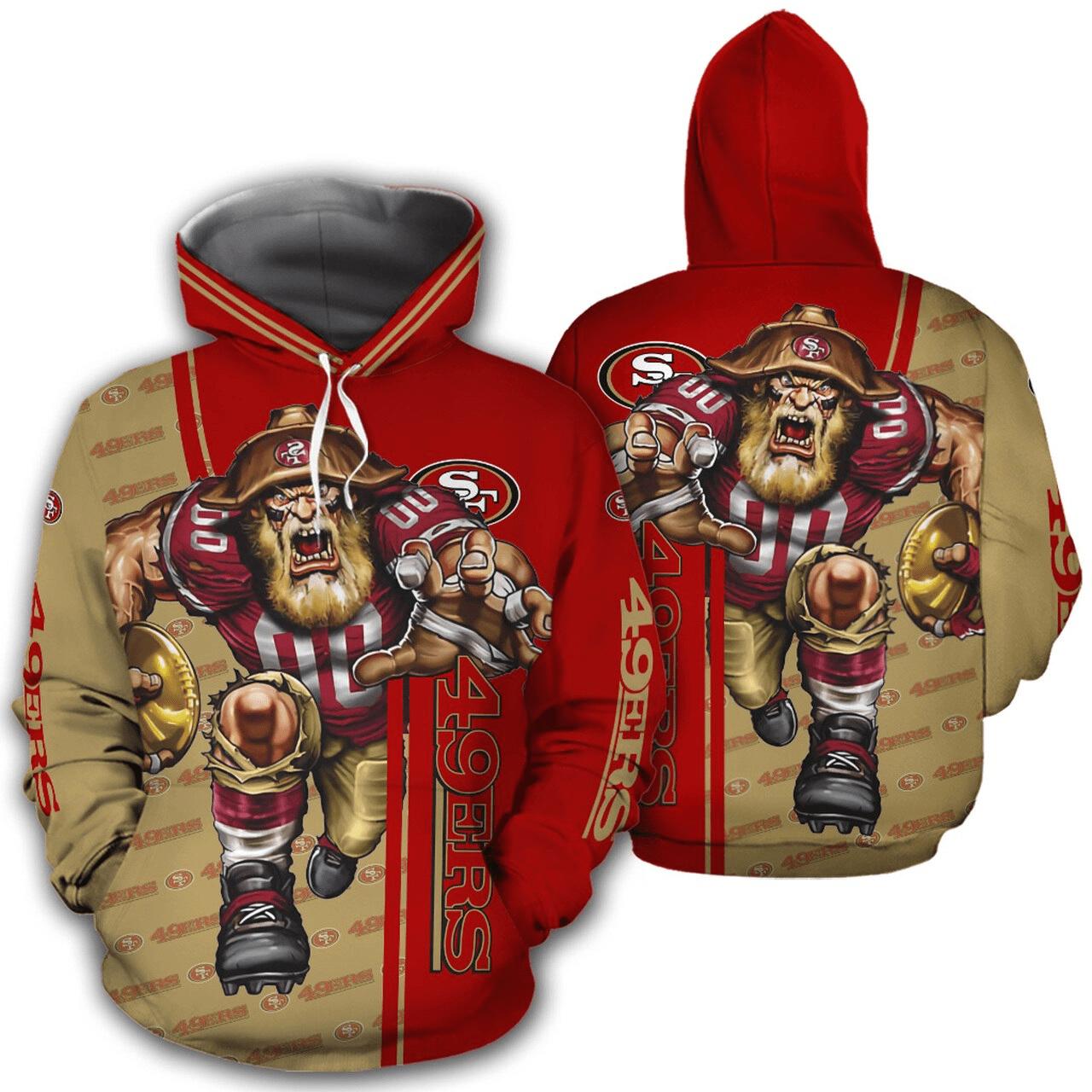 San Francisco 49ers Hoodie
